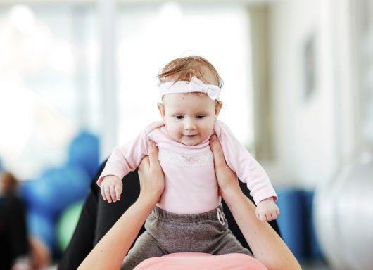 Exercícios pós parto, pode?