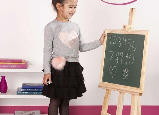Calçados para sua filha na volta às aulas