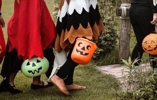Brincadeiras para o halloween