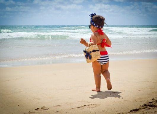 Ideias de brincadeiras para férias de verão