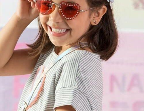 Tendências dos looks de verão para meninas